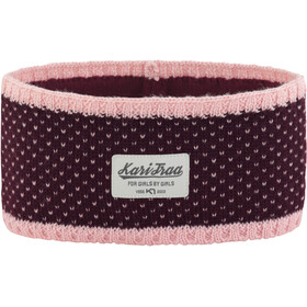 Kari Traa Songve Headwear Women pink/red